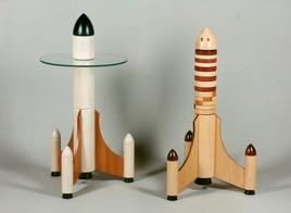Fusées par Pascal Fouratier