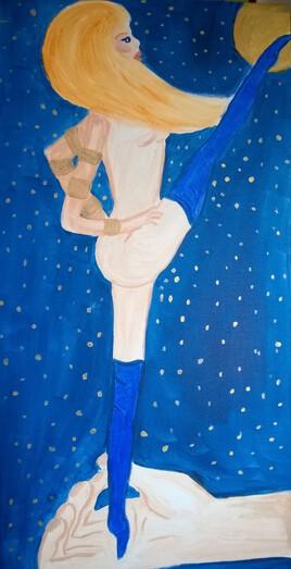 Elle dansait avec la lune 2eme version