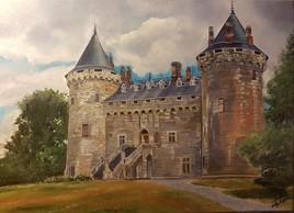 Château de Combourg -Bretagne-