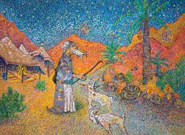 Abraham et l'appel de dieu