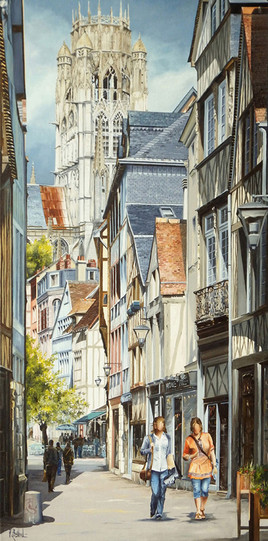 Rouen rue Damiette (2)