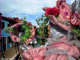 Le Carnaval de Venise s'inviterait-il à Burano ?