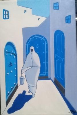 Femme d Essaouira
