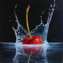 La cerise sur l eau