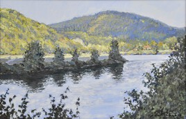 Meuse à Hun (Annevoie)