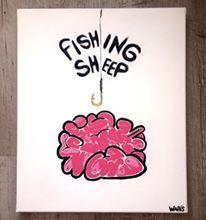 Fishing Sheep