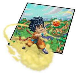 Son Goku-Dragon Ball
