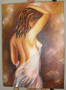 Galeries de peinture corporelle nue