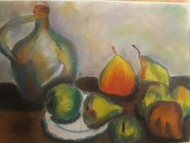 La Reproduction de Cézanne