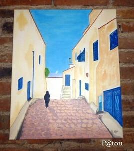 Rue Sidi Bou Said