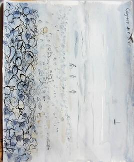 Marée basse à Cayeux