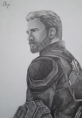 Steven « Steve » Rogers, alias Captain America