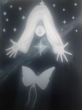 Naissance d'une étoile