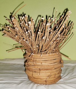 Vase primitif
