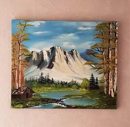 La cabane à la montagne