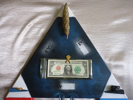"""""""The Price of Freedom"""" - The 1 Million $ bills -"""