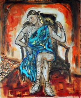 Tanaquil Reine Des Etrusques