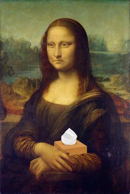 Triste Mona ...