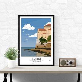 Affiche Talmont-sur-Gironde