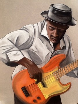 Dessin Bass by marcus Miller