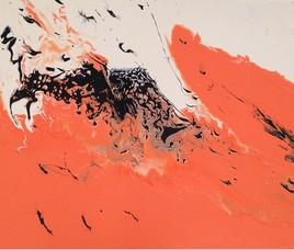 Orange liquid 2