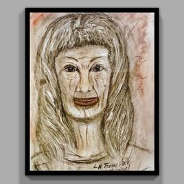 La femme vielle