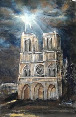 Hommage a Notre Dame