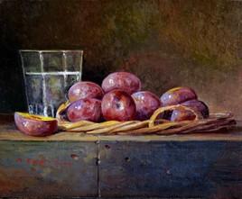 plateau aux prunes