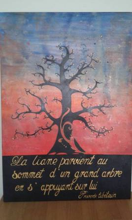 Les racines de la vie