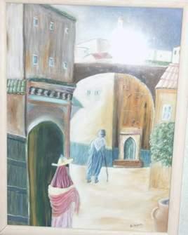 Les rues de meknes