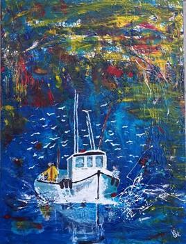 Pêche Bleue