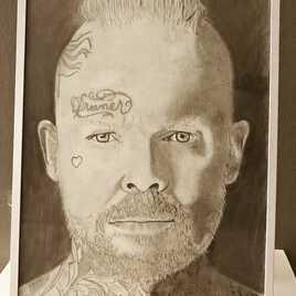 Portrait d'un tiktokeur