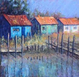 cabanes à Marennes