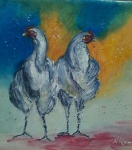 petites poules