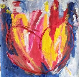 Coeur flamboyant 8