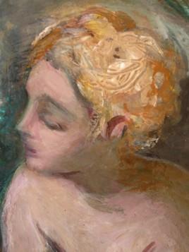 portrait d'après le Tintoret