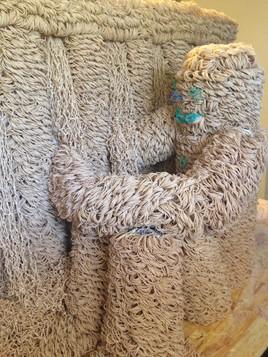Sculpture elastiques