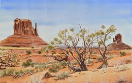 2021-03 Monument Valley