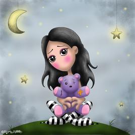 Qui veut me consoler  by Myria-Moon