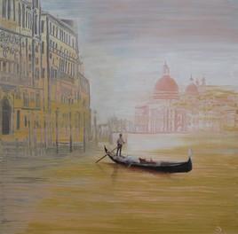 Venise gondolier