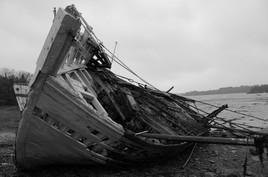 photo cimetière de bateau 2