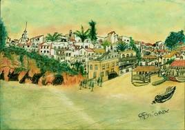 Albufeira en Algarve