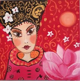 Bao et la fleur de lotus