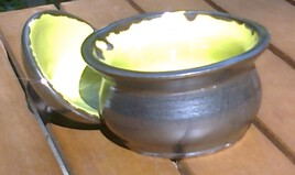 Petit pot à sel