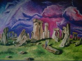 stonehenge  1935 , adaptation libre