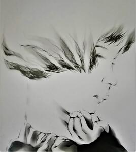 Portrait de fillette