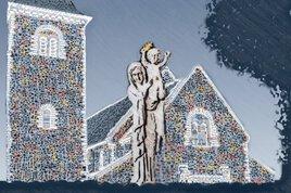 Pèlerinage M de Marie 2020 -Etape Mayenne
