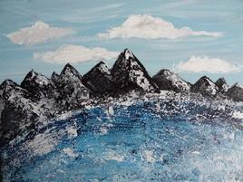Montagnes de l'au-delà