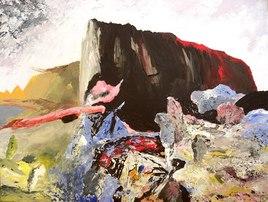 Paysage abstrait 1
