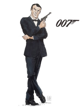 Bond.....James Bond.